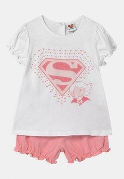 OVS - SUPERGIRL - Pyjama - flamingo pink