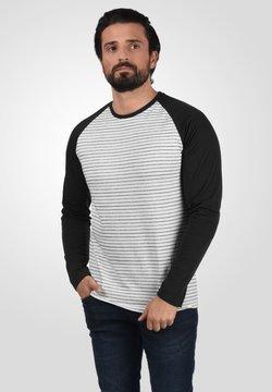 Solid - Langarmshirt - black