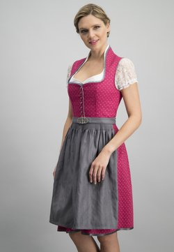 Stockerpoint - DITTA - Dirndl - red