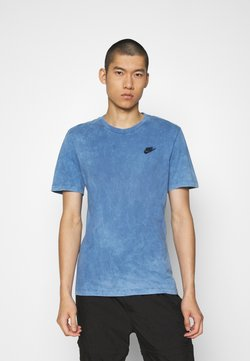 Nike Sportswear - T-shirt imprimé - stone blue