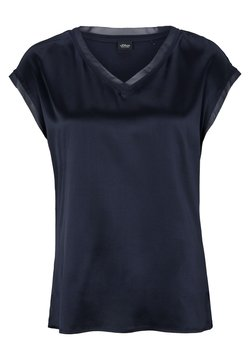 s.Oliver BLACK LABEL - Bluse - dark navy