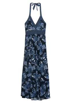 ORSAY - MIT PAISLEY-MUSTER - Maxikleid - blue flower