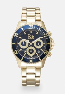 Ice Watch - Montre à aiguilles - gold-coloured/blue