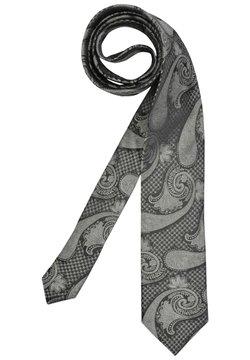 Carlo Colucci - Krawatte - grau