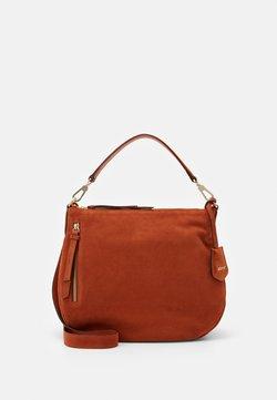 Abro - JUNA SMALL - Handtasche - rust