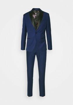 Isaac Dewhirst - FASHION SUIT - Anzug - blue