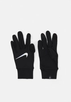 Nike Performance - WOMENS ACCELERATE RUN GLOVES - Fingervantar - black/silver