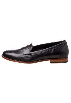 Lloyd - Chaussures bateau - schwarz