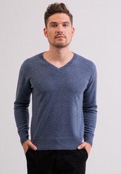 CASH-MERE - Pullover - jeans blau