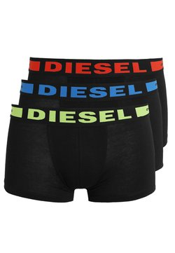 Diesel - UMBX-KORY BOXER 3 PACK - Panties - schwarz