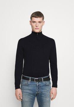 Benetton - ZIP - Pullover - black