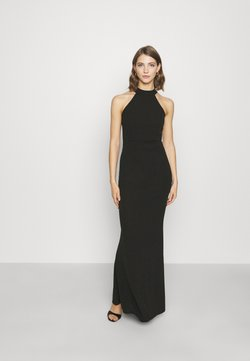 WAL G. - KAYLA HALTER MAXI DRESS - Occasion wear - black
