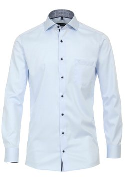 Casamoda - MODERN FIT - Hemd - blau