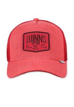 Djinn's - HFT HIPPYCANVAS - Casquette - red