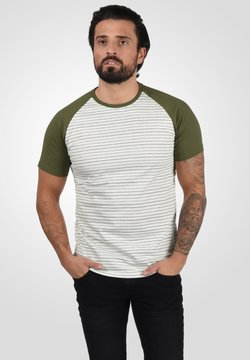 Solid - T-Shirt print - dusty olive
