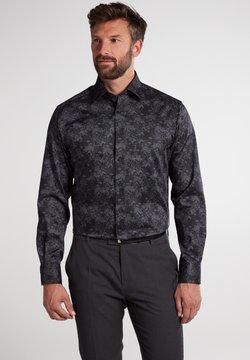 Eterna - Businesshemd - schwarz/grau