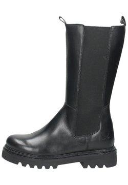 Sansibar Shoes - Plateaustiefelette - schwarz