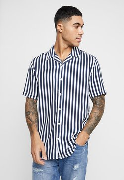 Only & Sons - ONSWAYNE STRIPED - Camisa - dress blues