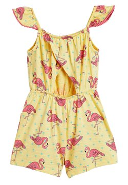 Next - Overall / Jumpsuit - yellow