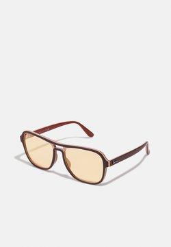 Ray-Ban - UNISEX - Solbriller - dark brown/light brown