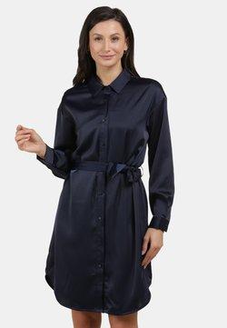 usha - Vestido camisero - marine