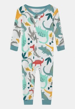Carter's - DINO FOOTLESS - Pyjama - multi-coloured/white