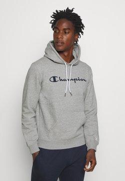 Champion - LEGACY HOODED - Huppari - dark grey