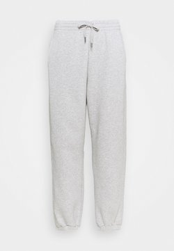 Gestuz - RUBI PANTS - Trainingsbroek - grey melange