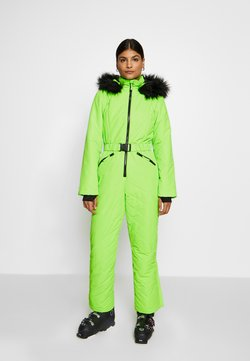 Missguided - SKI SNOW  - Combinaison - lime