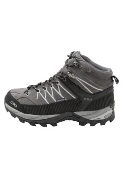 CMP - RIGEL MID TREKKING SHOES WP - Hikingschuh - grey