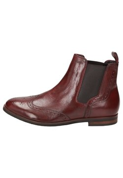Sioux - BOVINIA - Ankle Boot - dunkelrot