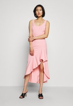 Bardot - ESTHER FRILL DRESS - Cocktail dress / Party dress - peachy pink