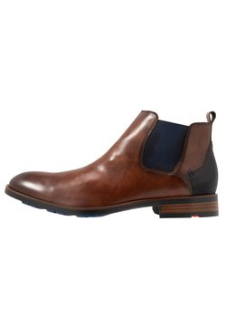 Lloyd - JASER - Stiefelette - brandy/midnight
