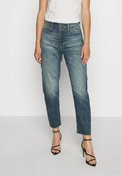 G-Star - JANEH ULTRA HIGH MOM RP ANKLE  - Relaxed fit jeans - faded