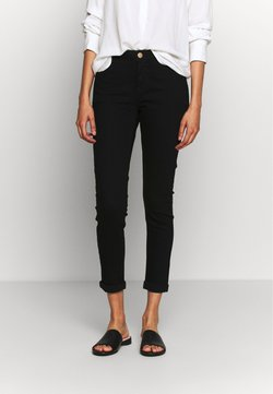 Dorothy Perkins - HARPER - Slim fit jeans - black