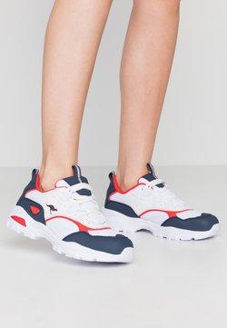 KangaROOS - KW-COBY - Sneakers laag - dark navy/red
