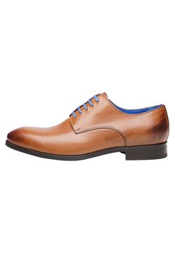 SHOEPASSION - NO. 5619 BL - Business-Schnürer - nut brown