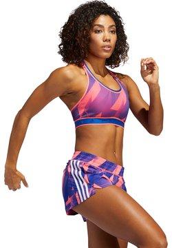 adidas Performance - DON'T REST ALPHASKIN - Sport BH - pink