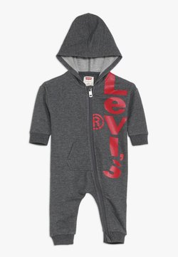 Levi's® - PLAY ALL DAY COVERALL - Combinaison - charcoal heather