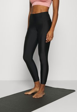 Hunkemöller - SHINE ON LEGGING - Tights - black