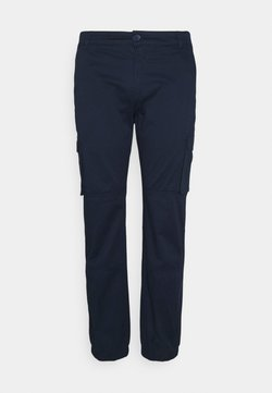 Only & Sons - ONSCAM CUFF - Cargo trousers - dress blues