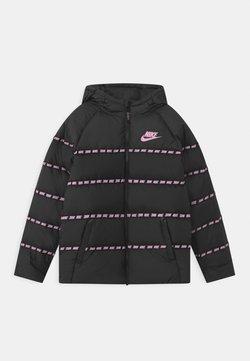 Nike Sportswear - UNISEX - Veste mi-saison - black/arctic pink