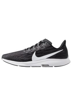 Nike Performance - AIR ZOOM PEGASUS  - Löparskor stabilitet - black/white/thunder grey