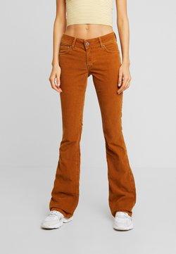 Pepe Jeans - NEW PIMLICO - Pantalones - golden ochre