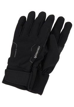Reusch - REUSCH DIVER X R TEX® XT - Fingerhandschuh - black/silver