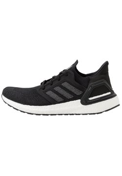 adidas Performance - ULTRABOOST 20 PRIMEKNIT RUNNING SHOES - Laufschuh Neutral - core black/night metallic/footwear white