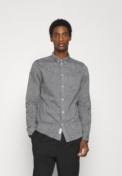 Pier One - Shirt - mottled dark grey