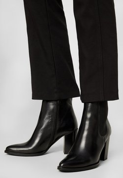 Bianco - BIAJUDIA  - High Heel Stiefelette - black