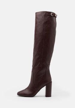 Patrizia Pepe - High Heel Stiefel - violet swan