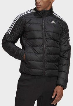 adidas Performance - ESSENTIALS PRIMEGREEN OUTDOOR DOWN - Daunenjacke - black